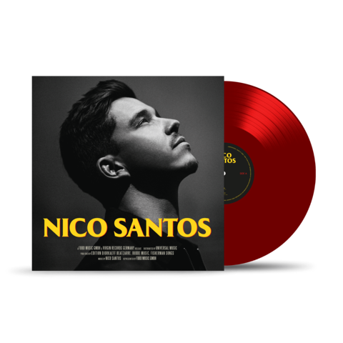 Nico Santos (Exclusive Coloured LP - Signed Edition) von Nico Santos - Coloured LP jetzt im Bravado Shop