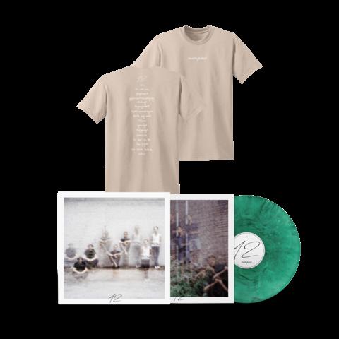 12 (Ltd. Deluxe LP + Oxfam Shirts Herren) von AnnenMayKantereit - LP Bundle jetzt im Bravado Shop