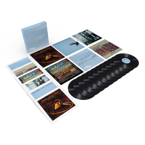 The Studio Albums 1996 - 2007 (11LP Boxset) von Mark Knopfler - Boxset jetzt im Bravado Shop