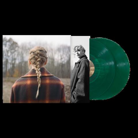 √evermore album deluxe edition von Taylor Swift - vinyl jetzt im Bravado Shop