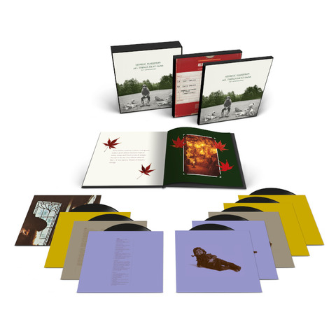 All Things Must Pass (Limited 8LP Super Deluxe) von George Harrison - Boxset jetzt im Bravado Shop