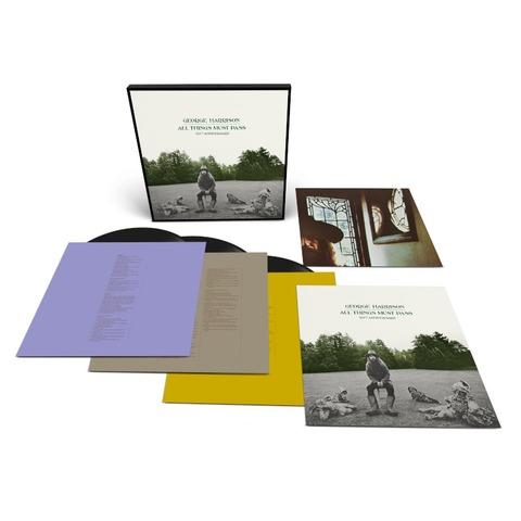 All Things Must Pass (3LP) von George Harrison - 3LP jetzt im Bravado Shop