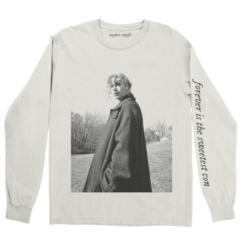 √the forever is the sweetest con von Taylor Swift - longsleeve jetzt im Bravado Shop