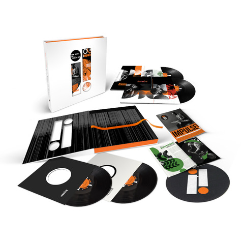 Impulse Records: Music,Message And The Moment (4LP Boxset) von Various Artists - Boxset jetzt im Bravado Shop
