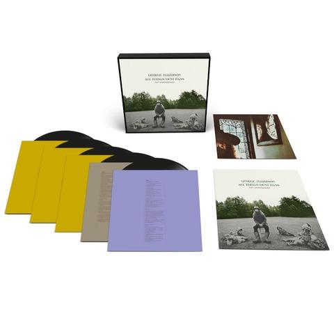 All Things Must Pass (Limited 5LP Deluxe) von George Harrison - 5LP jetzt im Bravado Shop