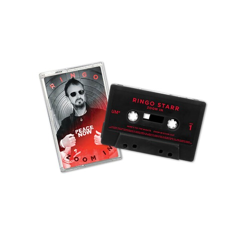 √Zoom In (Excl. Cassette - EP) von Ringo Starr - cassette jetzt im Bravado Shop