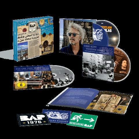 √Alles Fliesst - Geburtstags Edition (Ltd. Deluxe) von Niedeckens BAP -  jetzt im Bravado Shop