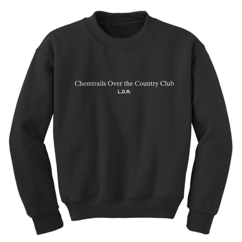 √Chemtrails Over the Country Club von Lana Del Rey - Sweater jetzt im Bravado Shop