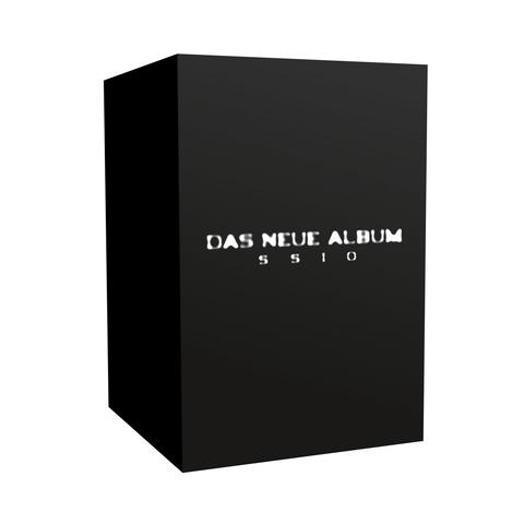 Das Neue Album von SSIO - Boxset jetzt im Bravado Shop