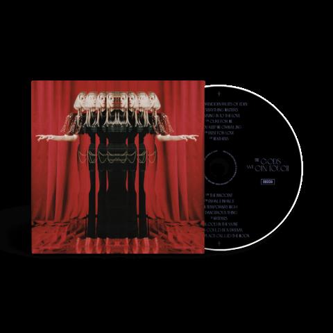 The Gods We Can Touch (CD + Signed Insert) von AURORA - CD jetzt im Bravado Store
