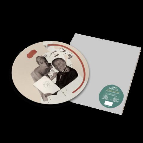Love For Sale (Picture Disc Vinyl) von Tony Bennett & Lady Gaga - Picture LP jetzt im Bravado Store