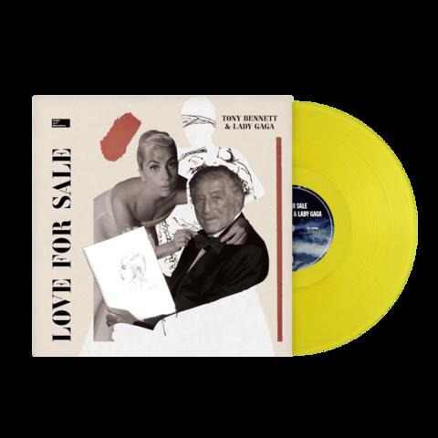 Love For Sale (Exclusive Colored Vinyl) von Tony Bennett & Lady Gaga - LP jetzt im Bravado Store
