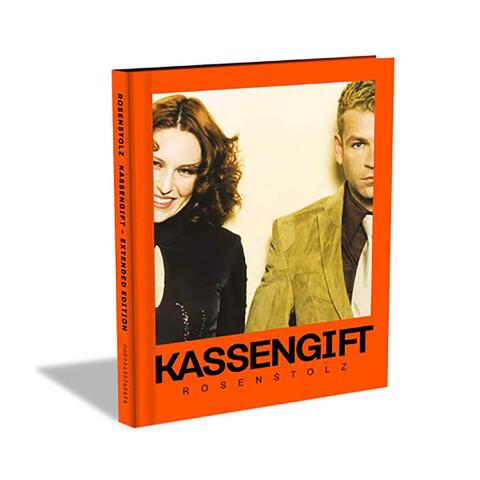 √Kassengift (Ltd. Extended Edition - 2CD) von Rosenstolz - 2CD jetzt im Bravado Shop