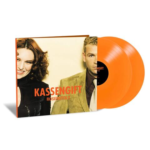 √Kassengift (Ltd. Extended Edition - Coloured 2LP) von Rosenstolz - 2LP jetzt im Bravado Shop