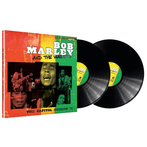 The Capitol Session '73 (2LP) von Bob Marley & The Wailers - 2LP jetzt im Bravado Store