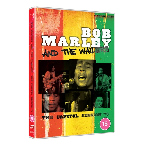 The Capitol Session '73 (DVD) von Bob Marley & The Wailers - DVD jetzt im Bravado Store