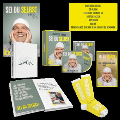 Sei Du Selbst - Party 2.0 (Limited Fanbox) von DJ Ötzi - Boxset jetzt im Bravado Shop