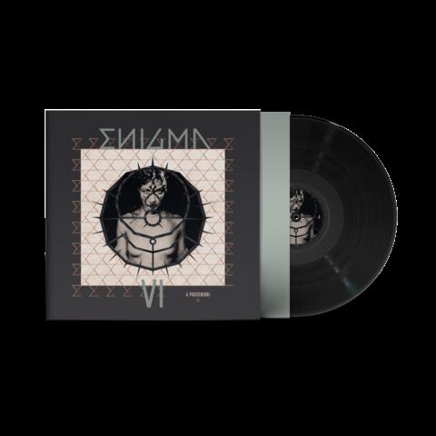 A Posteriori (180gr Black Vinyl) von Enigma - LP jetzt im Bravado Store