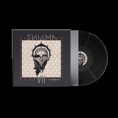 Seven Lives Many Faces (180gr Black Vinyl) von Enigma - LP jetzt im Bravado Store