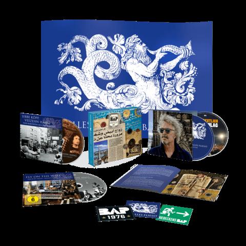 √Alles Fliesst - Geburtstagsedition (Ltd. Deluxe + Flagge) von Niedeckens BAP -  jetzt im Bravado Shop