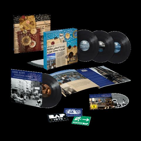 √Alles Fliesst - Geburtstagsedition (Ltd. Vinyl + Leinwand) von Niedeckens BAP -  jetzt im Bravado Shop
