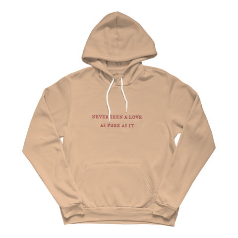 the never seen a love as pure as it von Taylor Swift - hoodie jetzt im Bravado Shop