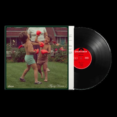 Flying Dream 1 (Standard Black Vinyl LP) von Elbow - LP jetzt im Bravado Store