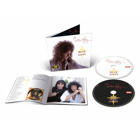 Back To The Light (Deluxe 2CD Remastered) von Brian May - 2CD jetzt im Bravado Store