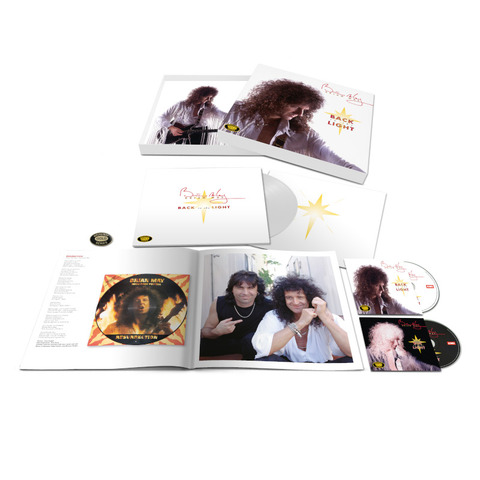Back To The Light (Limited Collectors Edition Boxset) von Brian May - Boxset jetzt im Bravado Store