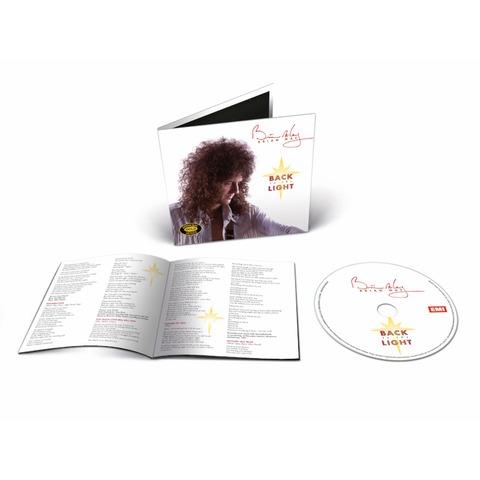Back To The Light (CD Remastered) von Brian May - CD jetzt im Bravado Store