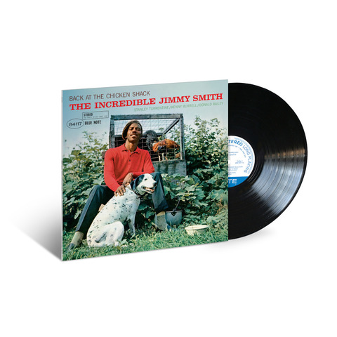 √Back At The Chicken Shack (Vinyl) von Jimmy Smith - lp jetzt im Bravado Shop