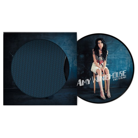 Back To Black (Picture Disc LP) von Amy Winehouse - Picture LP jetzt im Bravado Store