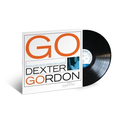 GO! von Dexter Gordon - LP jetzt im Bravado Store