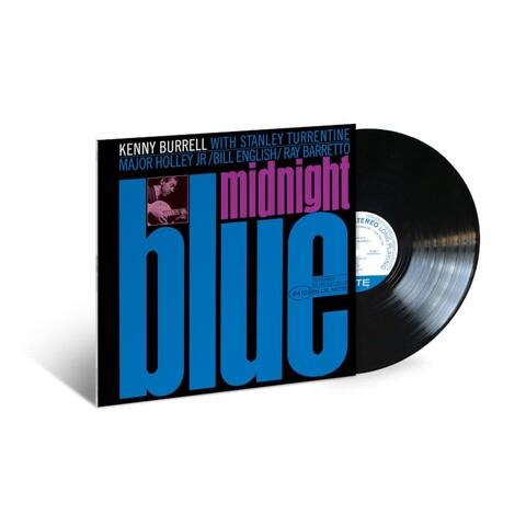 Midnight Blue von Kenny Burrell - LP jetzt im Bravado Store