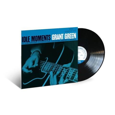 Idle Moments von Grant Green - LP jetzt im Bravado Store