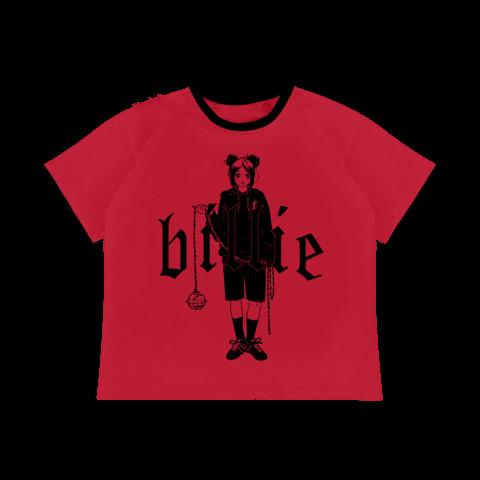√Leave Me Alone von Billie Eilish - T-Shirt jetzt im Bravado Shop