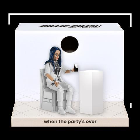 √When The Party Is Over von Billie Eilish - Figure jetzt im Bravado Shop