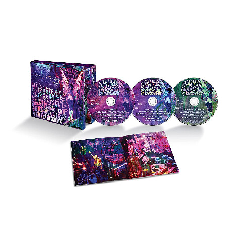 Summer Of Sorcery: Live From The Beacon Theatre von Little Steven & The Disciples Of Soul - 3CD jetzt im Bravado Shop