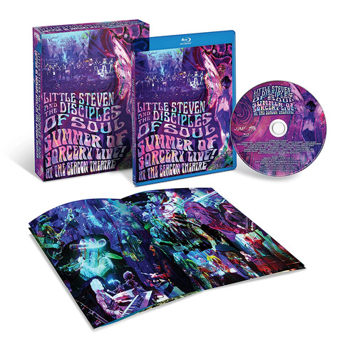 Summer Of Sorcery: Live From The Beacon Theatre von Little Steven & The Disciples Of Soul - BluRay jetzt im Bravado Shop