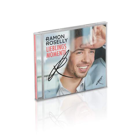 Lieblingsmomente (Exklusiv signierte Edition) von Ramon Roselly - CD jetzt im Bravado Shop