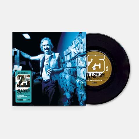 "Entroducing Remixes (7"" Vinyl Single) von DJ Shadow - Single jetzt im Bravado Store"