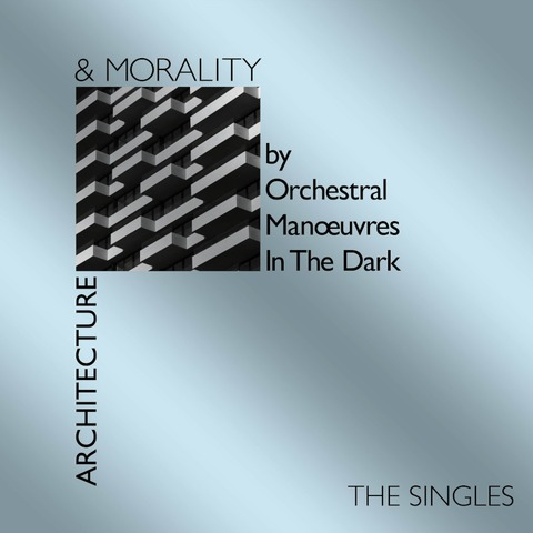 Architecture & Morality (Singles - 40th Anniversary) von Orchestral Manoeuvres In The Dark - CD jetzt im Bravado Store
