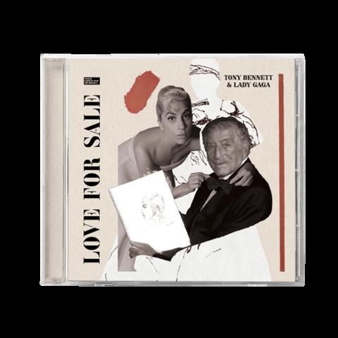 Love For Sale (Standard CD) von Tony Bennett & Lady Gaga - CD jetzt im Bravado Store