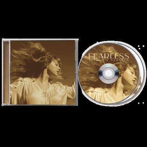 √fearless (taylor's version) von Taylor Swift - cd jetzt im Bravado Shop