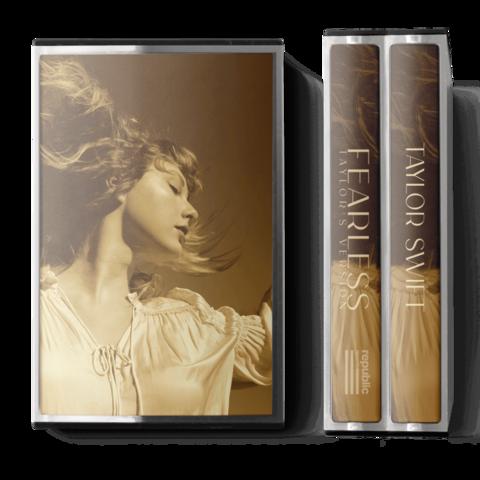 √fearless (taylor's version) von Taylor Swift - cassette jetzt im Bravado Shop