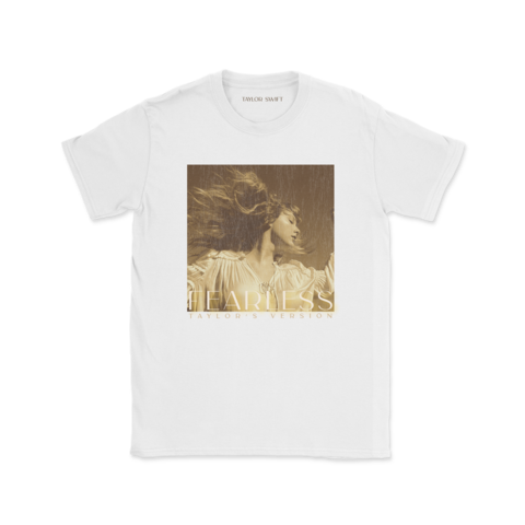 √album cover von Taylor Swift - t-shirt jetzt im Bravado Shop