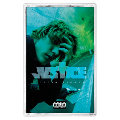 √JUSTICE (Ltd. Edition Cassette With Alternate Cover I) von Justin Bieber - MC jetzt im Bravado Shop