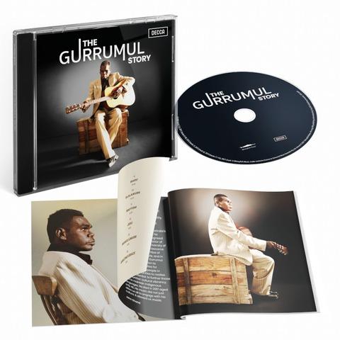 The Gurrumul Story von Gurrumul - CD jetzt im Bravado Store