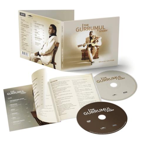 The Gurrumul Story (Limited Edition CD+DVD) von Gurrumul - CD+DVD jetzt im Bravado Store