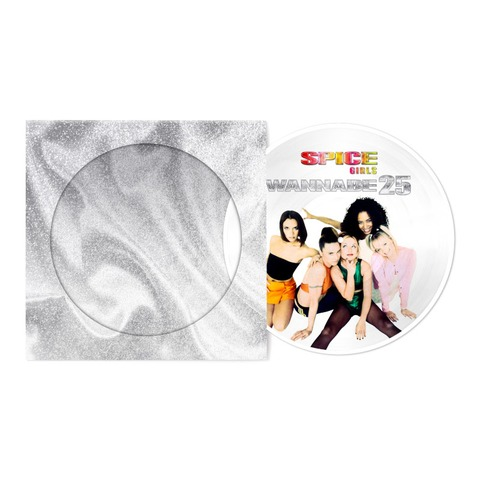 Wannabe (25th Anniversary) von Spice Girls - 12inch LP Picture Disc jetzt im Bravado Store